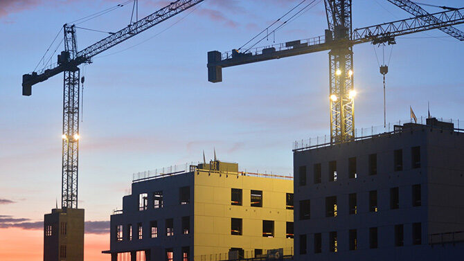 The Growth Of The Construction Industry